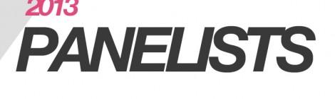 2013 PANELISTS